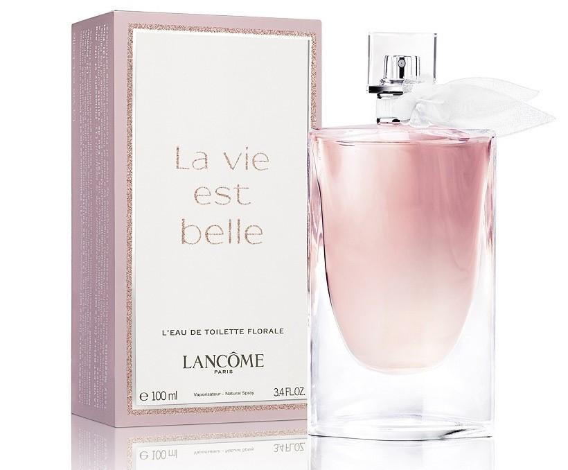 Lancome Lancome La Vie Est Belle L'Eau de Toilette Florale (Ланком Ла Ви Эст Бель Флорал) Тестер 50 ml (edt)
