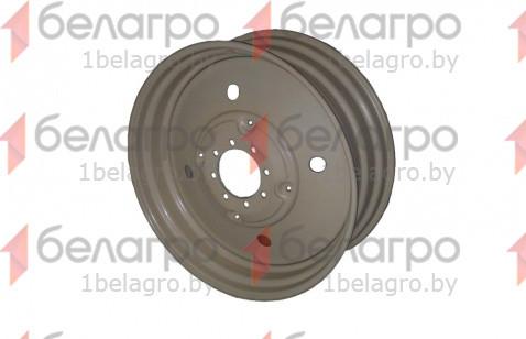 W14х38-3107020 (873.3107012) Диск (обод) МТЗ задний (8 отверстий) под шину 15.5-38, БЗТДиА
