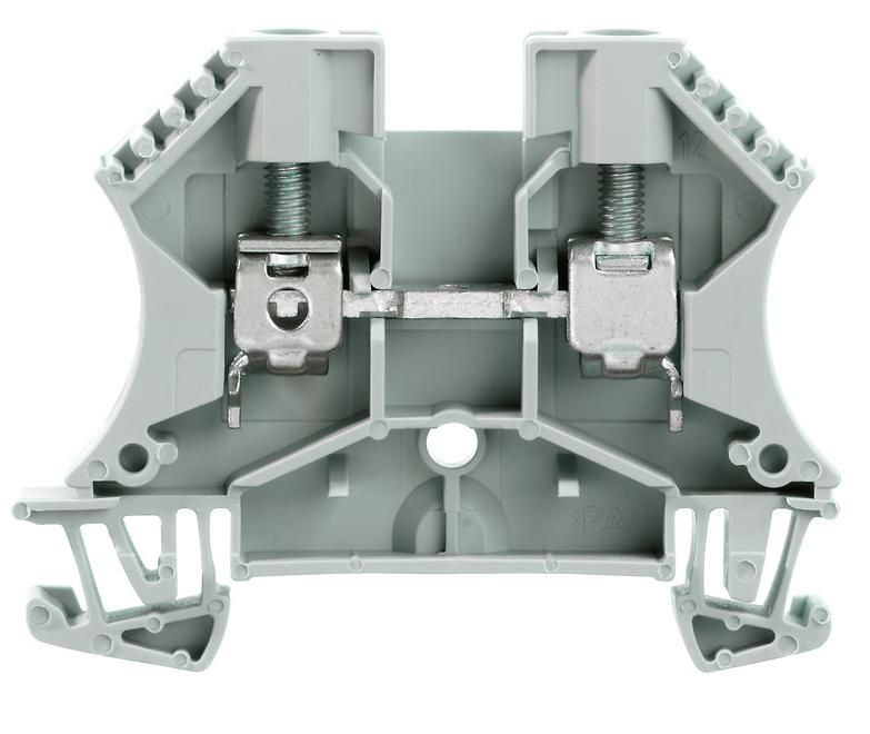 WDU 6 GR Соединитель электрический, Винт