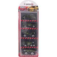 Набор машинок X-Game XGCM5J