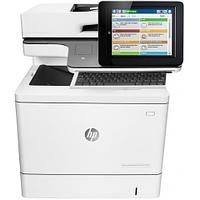 МФУ HP Europe Color LaserJet Enterprise M577f лазерный, цветной