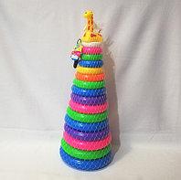 Игрушки прочие brand 52971 Пирамида Жираф 1Size