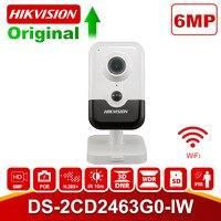 Hikvision DS-2CD2463G0-IW (2,8 мм), IP видеокамера 6 МП, купольная, EASY IP 2.0 Plus