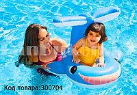 Детская надувная игрушка плот для плавания Кит INTEX (99 cm) 56591