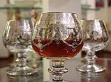 Набор бокалов для коньяка. Ручная работа, Италия, фото 3