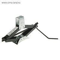 Домкрат ромбический, 1,2 т, винтовой, универсальный, подъем 135-410 мм