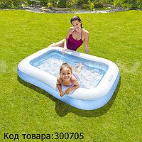 Семейный надувной бассейн Intex 57403 (166* 100* 25 см)