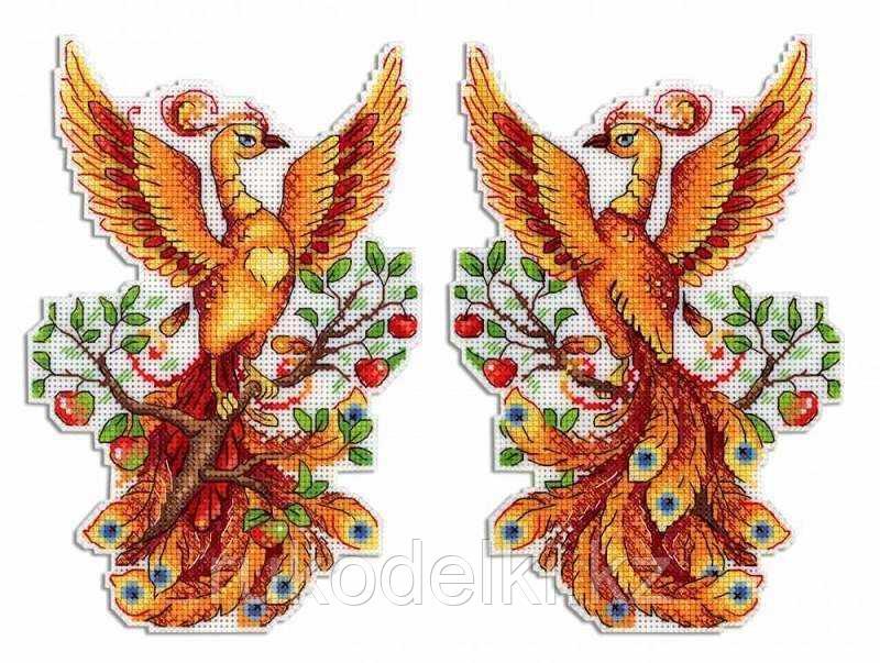 """Набор для вышивания крестом """"Огненная птица"""""""