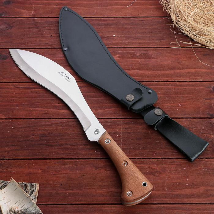 "Нож туристический ""Гурх"""