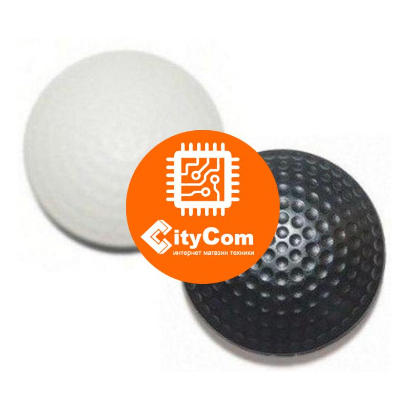 Антикражный датчик-ракушка Smart Security Golf E-BF010, белый, D:64mm, радиочастотная RF 8.2MHz