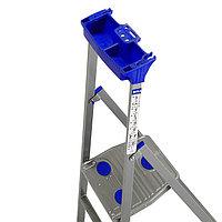 Стремянка Nika СП8, профильная, высота до рабочей площадки 1730 мм, 8 ступеней, фото 1