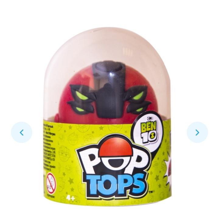 Ben 10 Фигурка поп-топ (Силач)