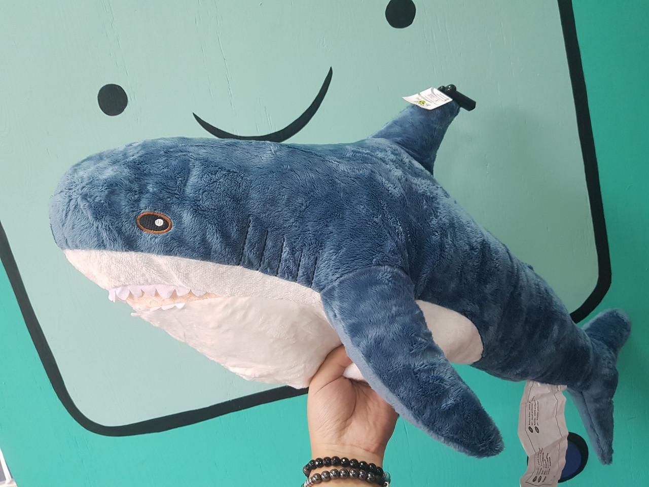 Плюшевая Акула Блохэй 80 см