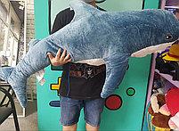 Плюшевая Акула Блохэй 140 см, фото 2