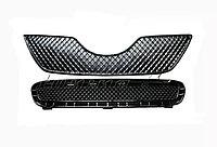 Решетка радиатора на Camry V45 2009-11 черная Bentley style