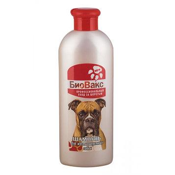 Шампунь БиоВакс для жесткошерстных собак