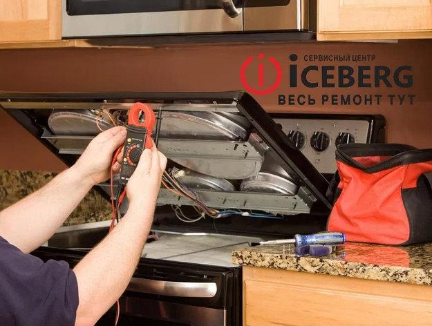 Ремонт варочной панели поверхности плиты электроплиты, фото 2