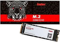 Твердотельный накопитель KingSpec SSD M.2 NVMe SATA 128 GB 2280