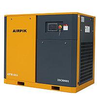 Компрессор винтовой AirPIK APB-50A, 6.2м3/мин, 8 атм, 37кВт
