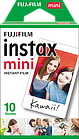 Пленка Fujifilm instax mini Instant Film для INSTAX MINI (10 штук в упаковке)