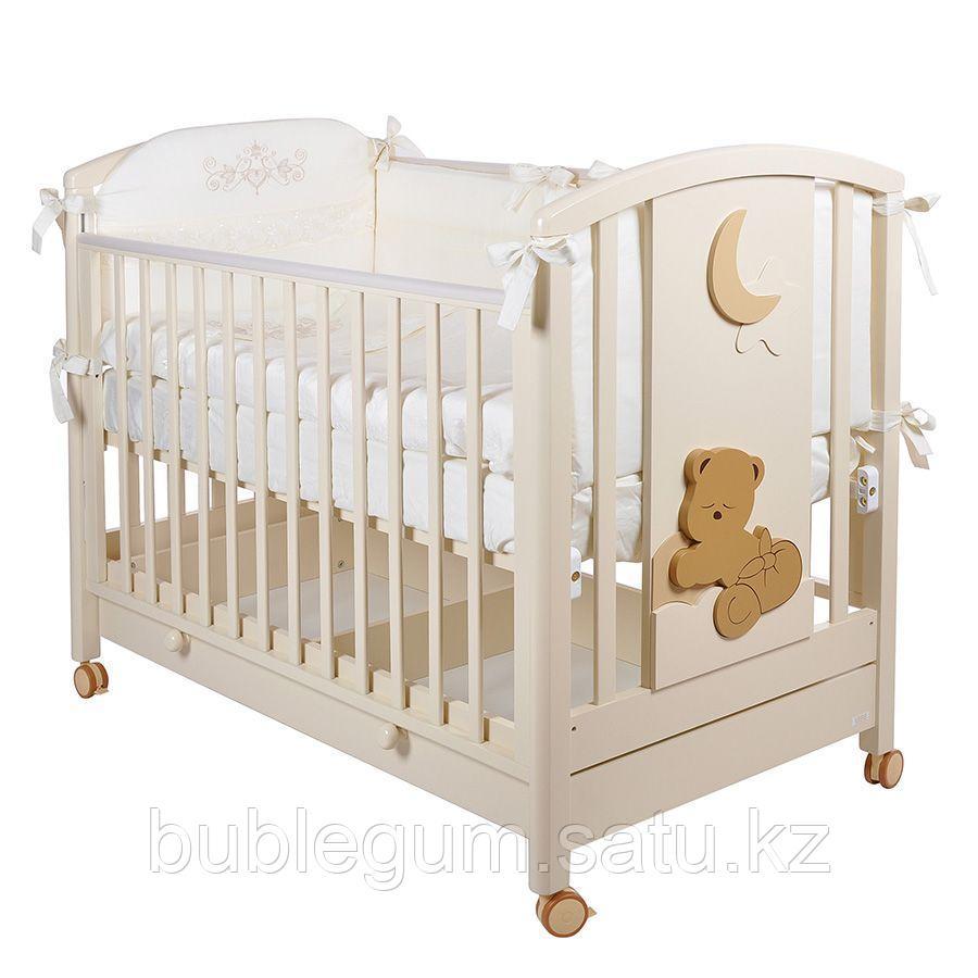 MIBB Кровать детская BABI AVORIO Слоновая кость