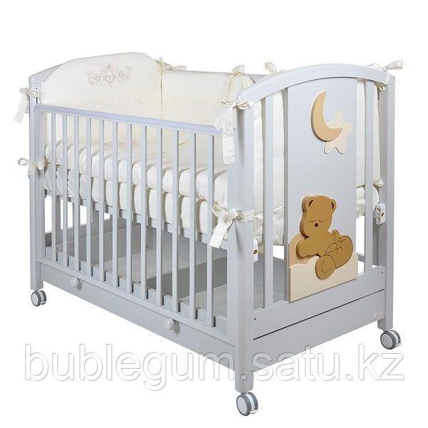 MIBB Кровать детская BABI NOTTE BIANCA Белая ночь