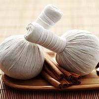 Массаж тайский травяными мешочками (herbal)