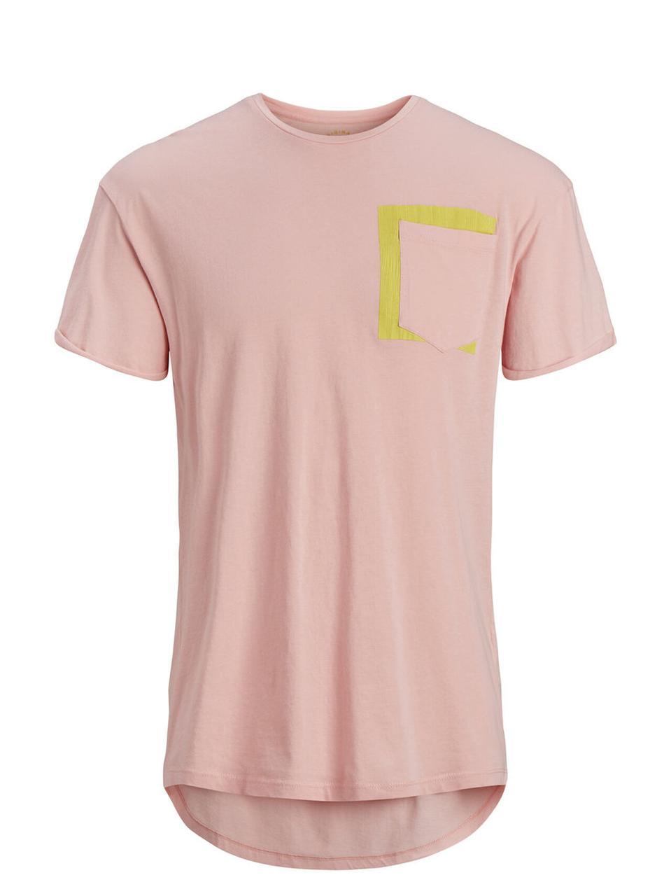 JACK&JONES Мужская футболка с карманом