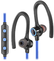 Беспроводная гарнитура Defender OutFit B720 черный+синий