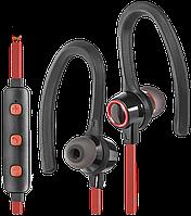 Беспроводная гарнитура Defender OutFit B720 черный+красный