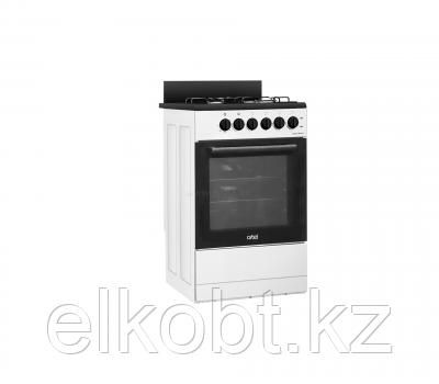 Газоэлектрическая плита SHIVAKI MILAGRO 50-00-E white