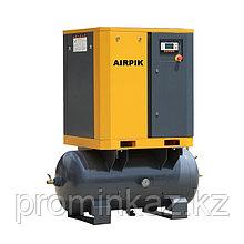 Винтовой компрессор APB-10A-500, 1,1куб.м, 7,5кВт, AirPIK
