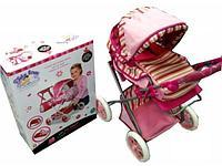 Jutu Love: Коляска для куклы