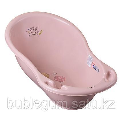 ТЕГА Ванна овальная 86 cм  ЛЕСНАЯ СКАЗКА светло-розовый