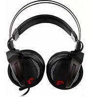 Гарнитура MSI Immerse GH60 GAMING Headset 3.5mm разьем/кабель 2м// Два 50-миллиметровых динамика с с