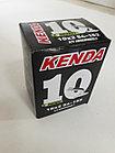 Велосипедная камера Kenda 10x2/54-152/A/V Кривой сосок, фото 2