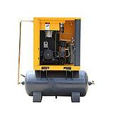 Винтовой компрессор APB-15A-500, 1,5 куб.м, 11кВт, AirPIK, фото 3