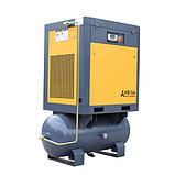 Винтовой компрессор APB-15A-500, 1,5 куб.м, 11кВт, AirPIK, фото 4