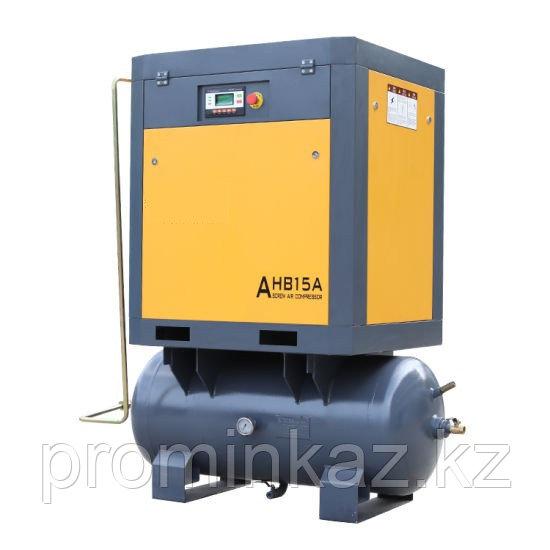Винтовой компрессор APB-15A-500, 1,5 куб.м, 11кВт, AirPIK