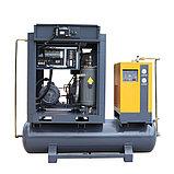 Винтовой компрессор APB-20A-500, 2,3 куб.м, 15кВт, AirPIK, фото 2