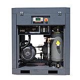 Винтовой компрессор на производство 8бар, 15кВт, фото 4