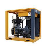 Винтовой компрессор для пескоструя 8-12 атм., фото 3