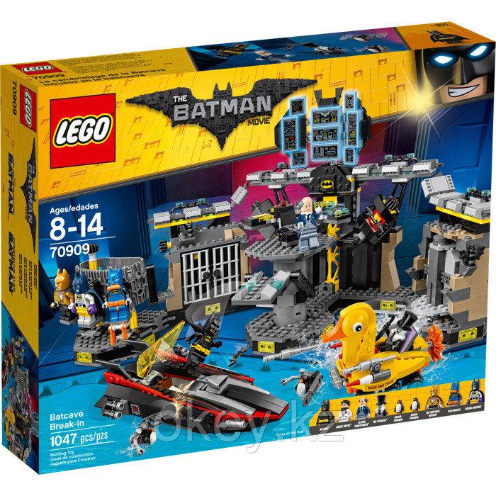 LEGO Batman Movie: Нападение на Бэтпещеру 70909