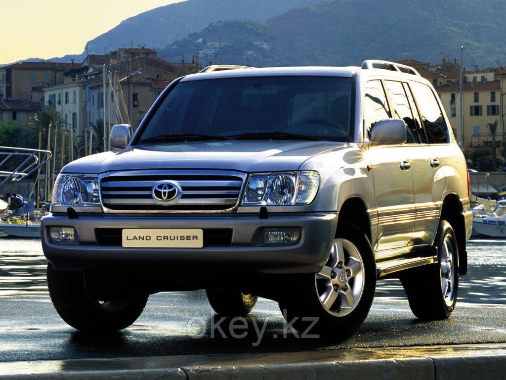 Тормозные колодки Kötl 3197KT для Toyota Land Cruiser 100 (FZJ1_, UZJ100) 4.7 (UZJ100_), 1998-2007 года выпуска.
