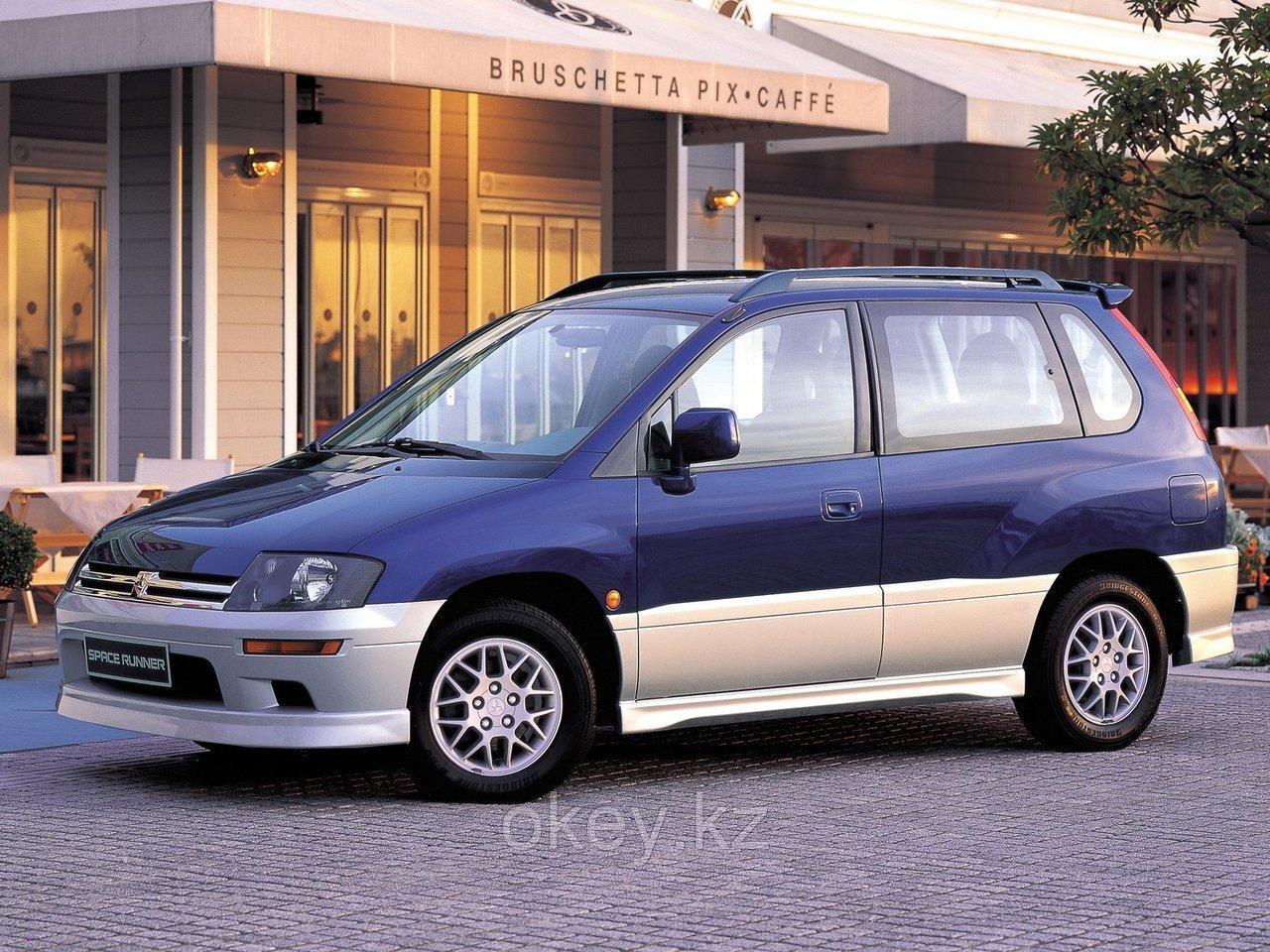 Тормозные колодки Kötl 3200KT для Mitsubishi Space Runner II/RVR II (N6_W, N7_W) 2.4 GDi 4WD, 1999-2003 года выпуска.