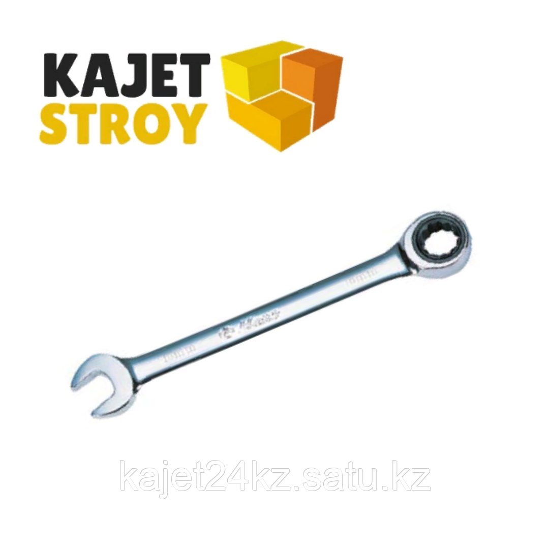 Ключ рожково-накидной Sparklux 17 мм