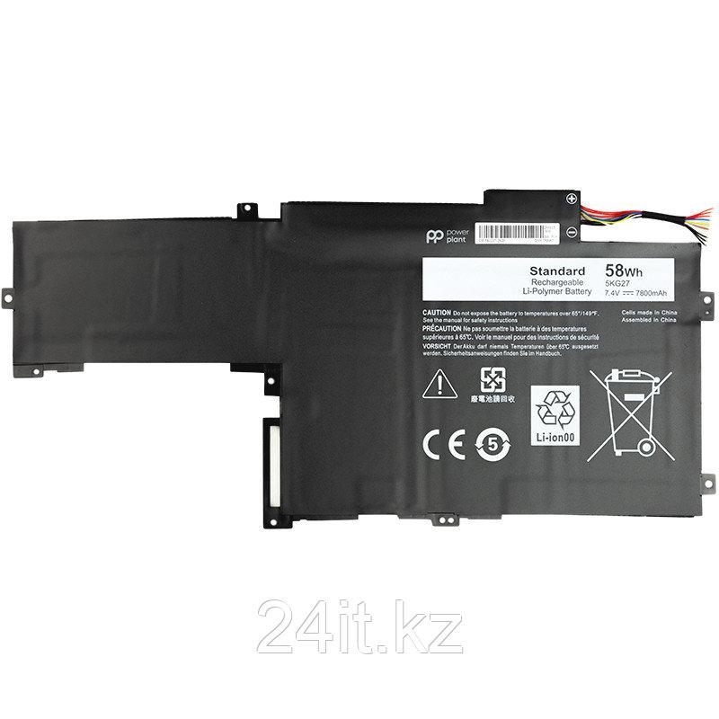 Аккумулятор PowerPlant для ноутбуков DELL Inspiron 14 7000 Series (5KG27) 7.4V 58Wh