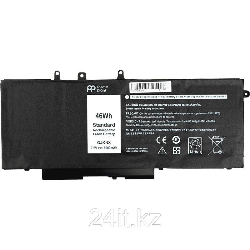 Аккумулятор PowerPlant для ноутбуков DELL Latitude E5580 (GJKNX) 7.6V 6000mAh