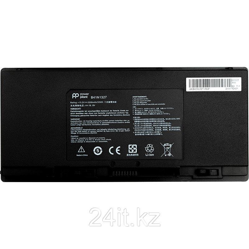 "Аккумулятор PowerPlant для ноутбуков Asus ROG 15.6"" B551 (B41N1327) 15.2V 2200mAh"