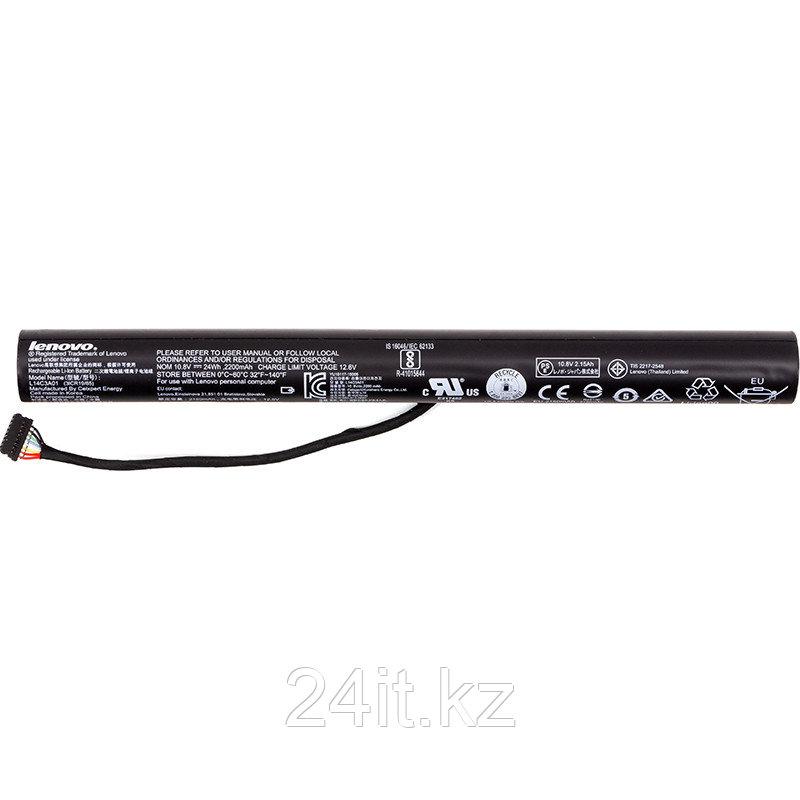 Аккумулятор для ноутбуков IBM/LENOVO Ideapad 100-15 (L14C3A01) 12.6V 2150mAh (original)